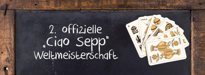2. Ciao Sepp Weltmeisterschaft